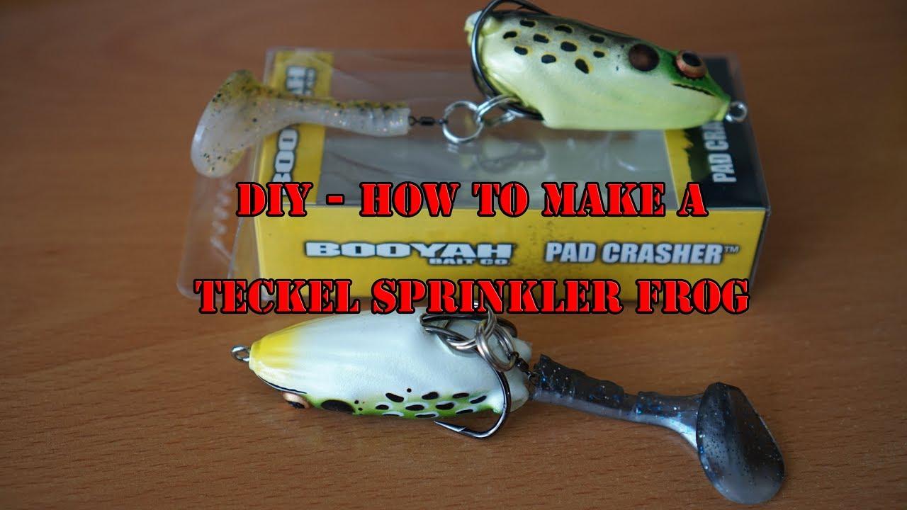 How To Make Teckel Sprinker Frog