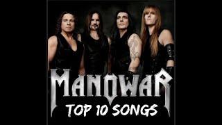 Manowar top 10 songs