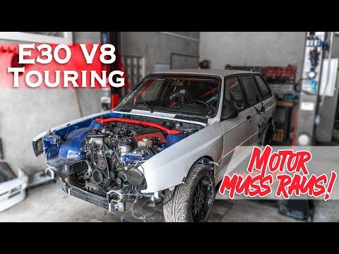 Der Motor Muss Raus! | E36 TAZ