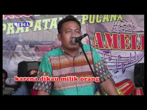 KASIH TAK SAMPAI voc Selly prawoto ft Marlin ( karaoke )