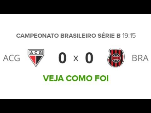 EMPATE RUIM | Atlético-GO 0 x 0 Brasil de Pelotas - Melhores Momentos (HD) - Série B 2019