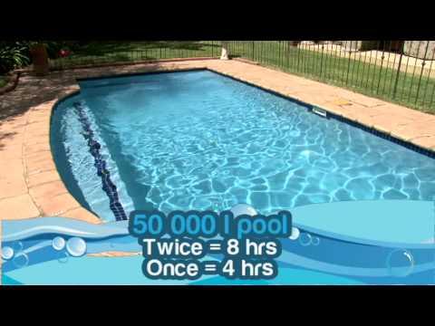how long should i run my pool pump youtube. Black Bedroom Furniture Sets. Home Design Ideas