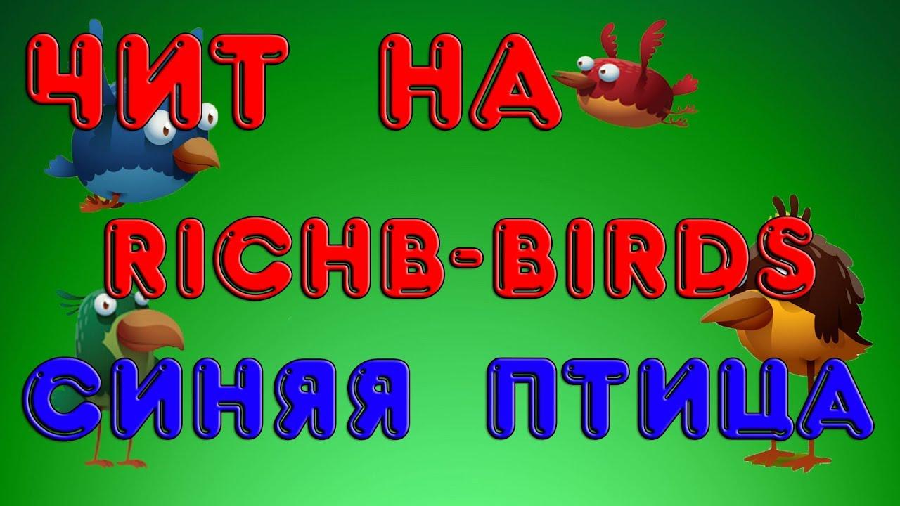 читы на рич бердс на птиц