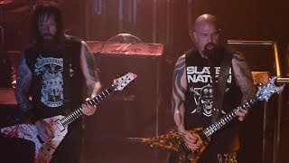 Video Slayer - At Dawn They Sleep, The Academy, Dublin Ireland, 01 July 2014 download MP3, 3GP, MP4, WEBM, AVI, FLV Agustus 2017