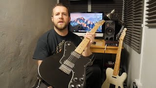 Tele Tuesday Squier by Fender Custom Telecaster