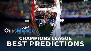 Best Bets and Predictions   Champions League Group Games
