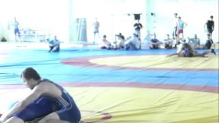 Открытая тренировка сборной по вольной борьбе Украины