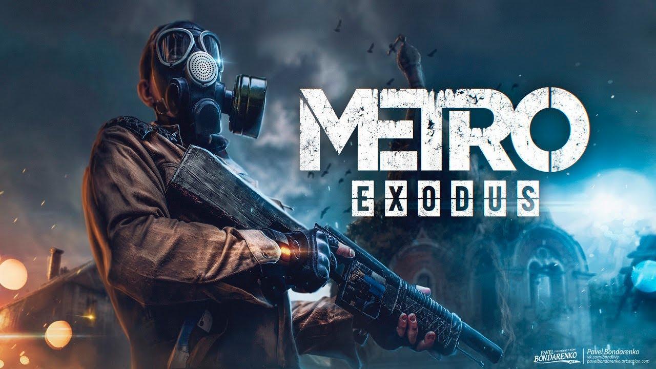Hướng dẫn tải và cài đặt game Metro Exodus – PcCrackGaming