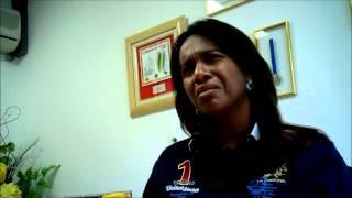 Entrevista Tia Eron - Site Bahia Confere - parte 1/3