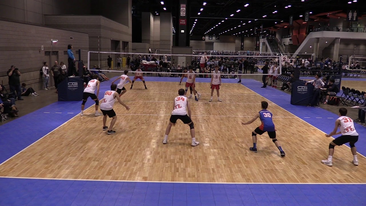 Max Sellers S Men S Volleyball Recruiting Profile