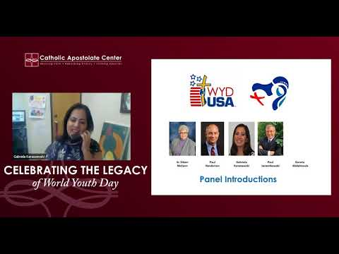 Celebrating the Legacy of World Youth Day
