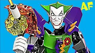 Joker Ultra Build 4527 Lego Batman Dc Super Heroes Animated Building Review