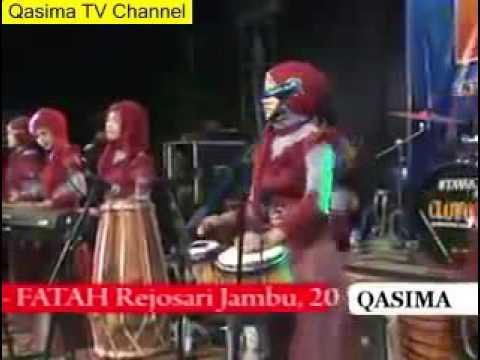 Mimpi Terindah Qasima Terbaru 2015 (Qasidah Mania) - Qasima TV