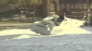 27' Rinker 265 Powerboat Cuddy Cabin Cruiser For Sale!