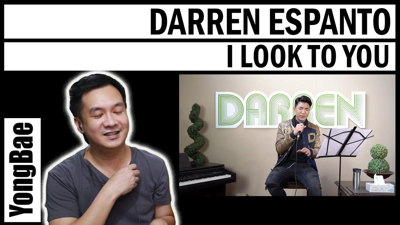 Darren Espanto – I Look To You   D' Birthday Concert Livestream   YongBae Reactions