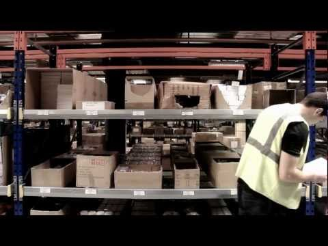 K-Store Warehouse Management System and Picking System