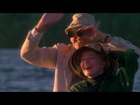 Num Lago Dourado (Completo) Legendado - 1981