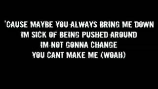 Simple Plan  You Dont Mean Anything (Lyrics)
