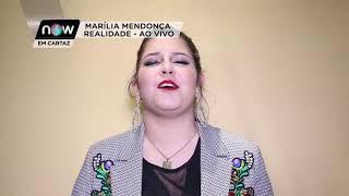 Baixar Marília Mendonça - DVD Realidade ao Vivo - Assista Quando Quiser do NOW