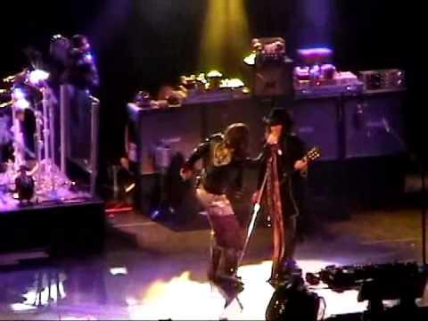 Aerosmith - Helter Skelter - Fresno - 20/02/2006