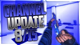 Critical Ops - Channel Update  8/15