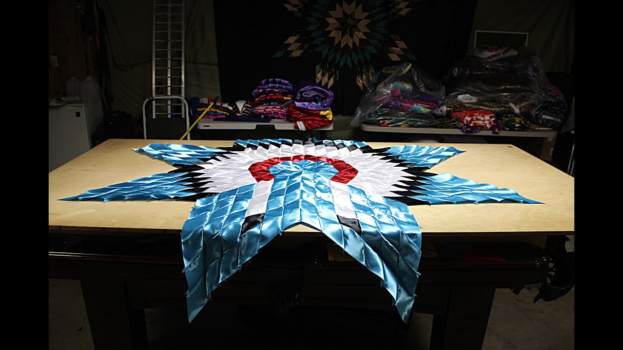 How To Make A War Bonnet Quilt Youtube