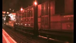 Steam on the Met: Metropolitan Railway No.1 and Sarah Siddons depart Ealing Common