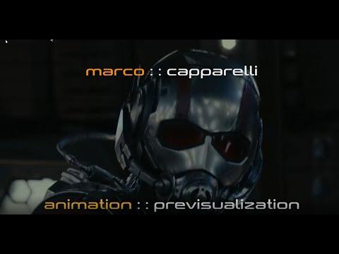 Marco Capparelli DemoReel - 2020