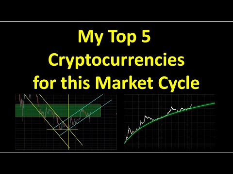 My Top 5 Cryptocurrencies