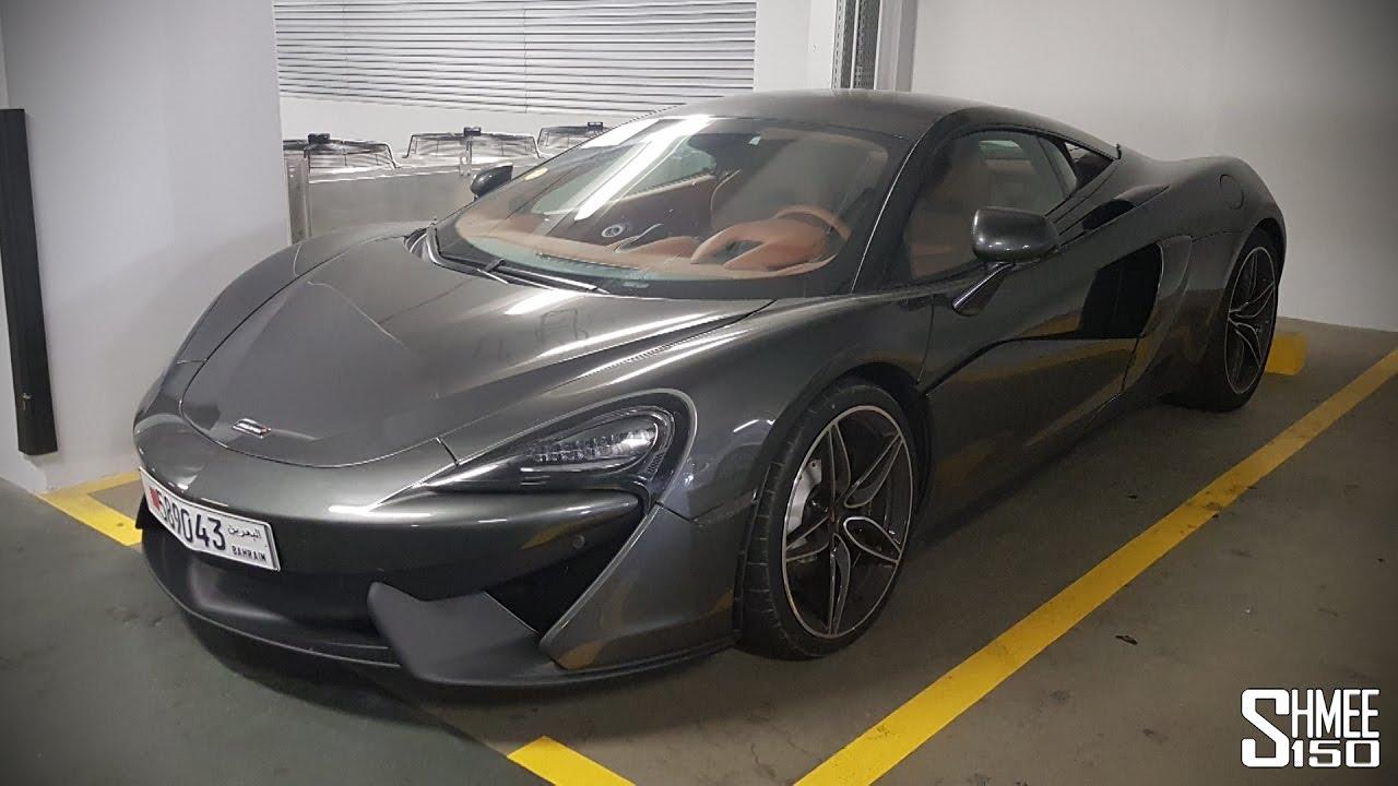 Life With A McLaren 540C