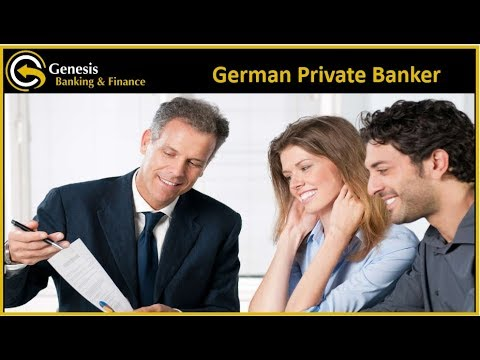 Fantastic Opportunity for a German Private Banker based in Luxembourg