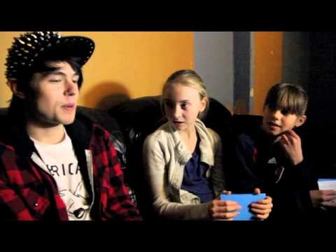Kids Interview Bands - The Ready Set