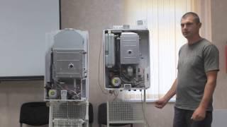 Устройство газового котла Daewoo MSC часть 1(, 2015-10-21T08:40:03.000Z)