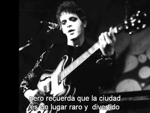 Lou Reed Coney Island Baby subtitulado