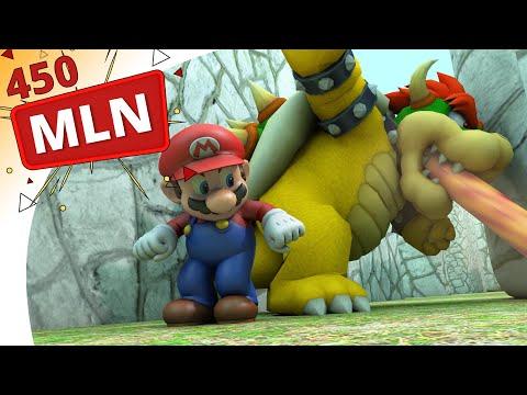 Pacman vs Super Mario – Super Mario Maker