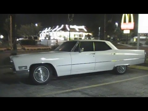 old school cadillac deville mint condition youtube. Black Bedroom Furniture Sets. Home Design Ideas