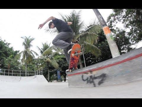 Luis in Rio de Janeiro