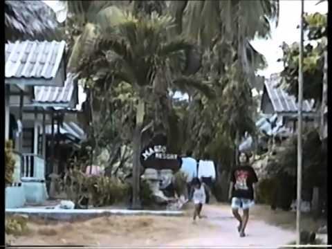 Ko Samui 1996 Back to Lamai
