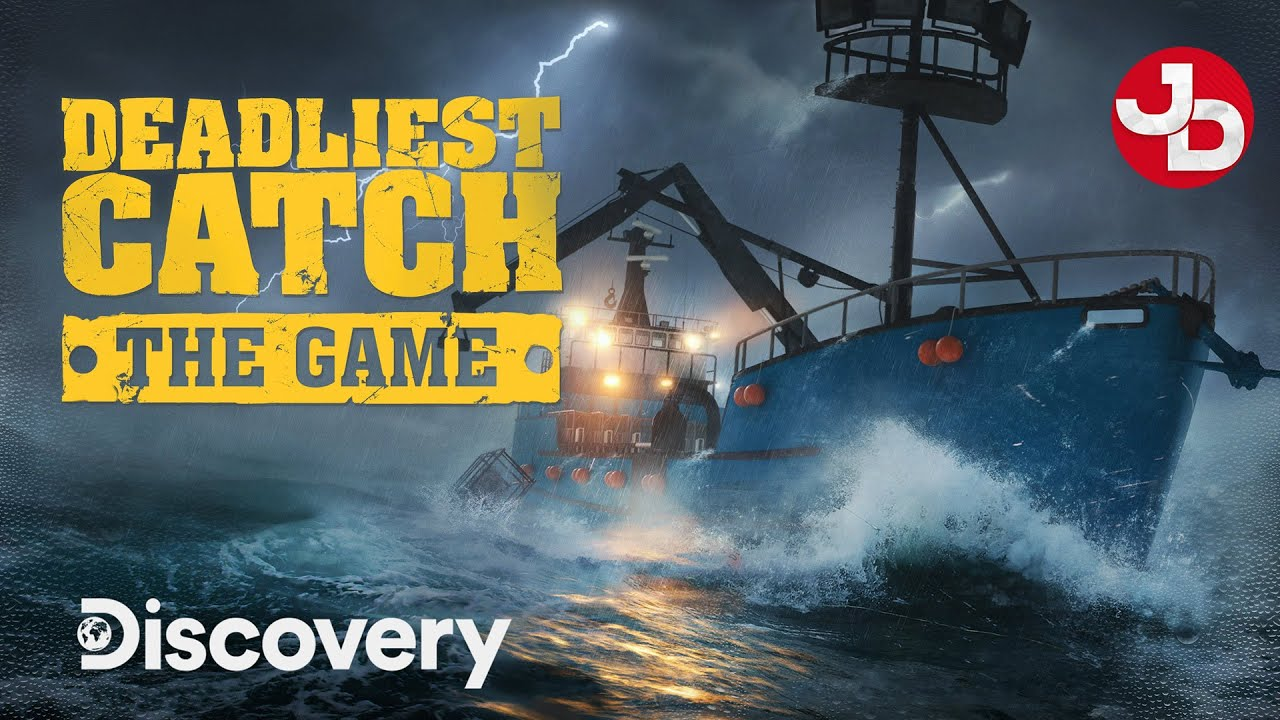 Deadliest Catch New Season 2020.Deadliest Catch The Game Early Access Pc Gameplay Youtube