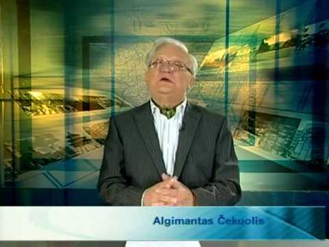 Popietė su Algimantu Čekuoliu | Globalinis klimato atšilimas ir jo pasekmės