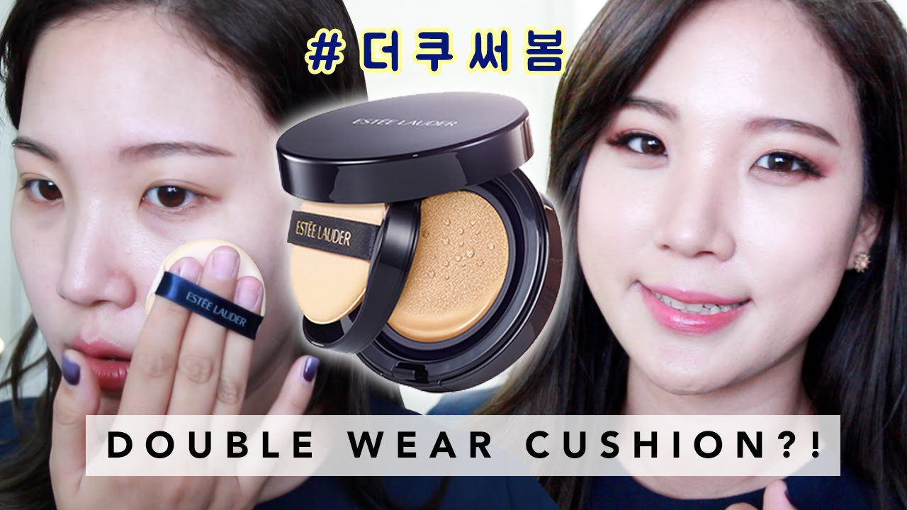 Estee Lauder Double Wear Cushion Review Liah Yoo