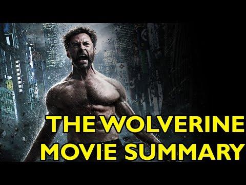 Movie Spoiler Alerts - X-Men - The Wolverine (2013) Video Summary