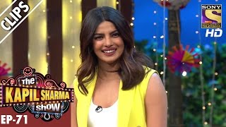 Kapil Sharma and Priyanka Chopra's Monkey Story - The Kapil Sharma Show - 1st Jan 2017