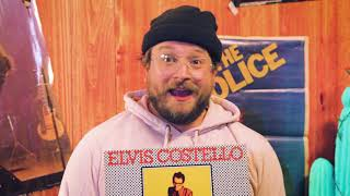 The Vinyl Countdown with Tim Ford: My Five Favourite Elvis Costello Albums
