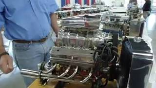 NEW worlds smallest miniature model engines running MUST WATCH