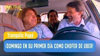 Tranquilo Papá - ¡Domingo en su primer día de trabajo como Uber! / Capítulo 8