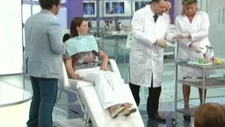 видео Уход за съемными зубными протезами