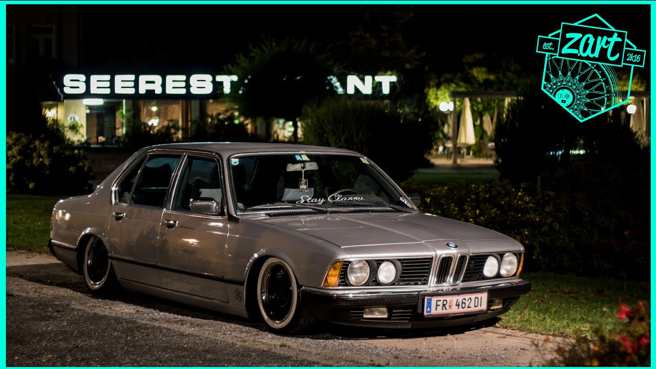 bmw stancenation austria bagged e23 e24 airride. Black Bedroom Furniture Sets. Home Design Ideas