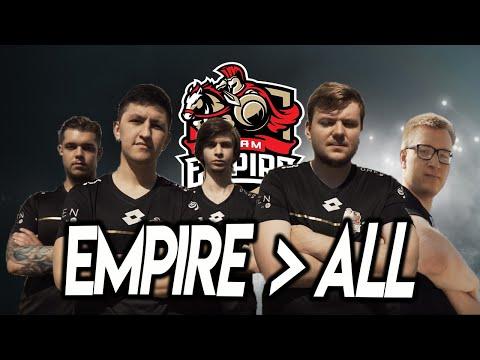 How Team Empire Really Plays Rainbow Six: Siege
