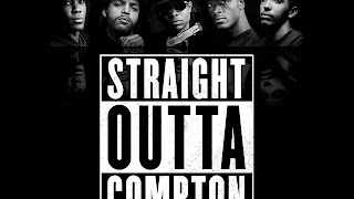 Dr. Dre - It's Time Straight Outta Compton Extended Audio